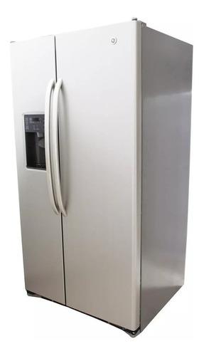 Refrigerador Ge® Modelo Gsmt6aedfgp (25p³) Nueva En Caja