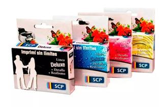 Artucho Alternativo Scp P/ Epson T196 101 / 201 / 211/ 401