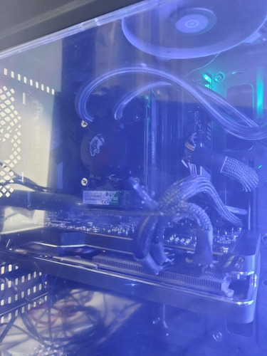 Computador Gamer Core I7 8700, 16gb, R9 280x, Ssd M2, 1tb Hd