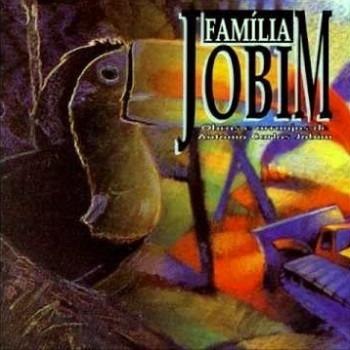 Cd / Nova Banda (c/ Peranzetta , Morelenbaum ) Família Jobim