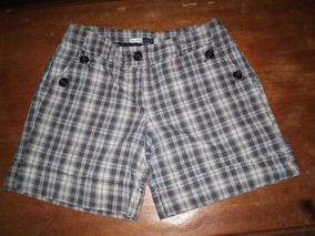 Shorts Xadrez Tamanho 40
