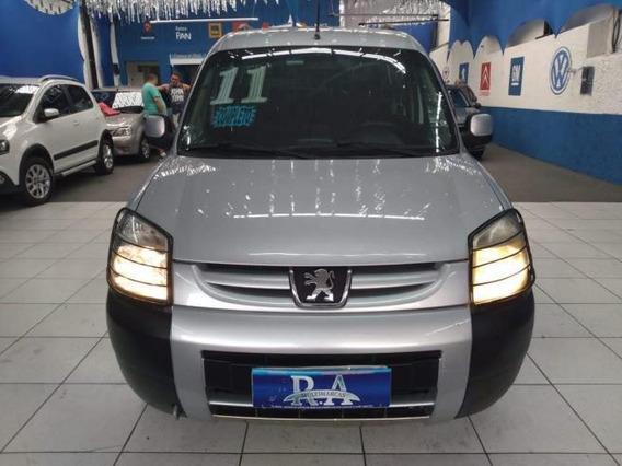 Peugeot Partner Escapade 1.6 (flex) Sem Entrada 48x 820,00