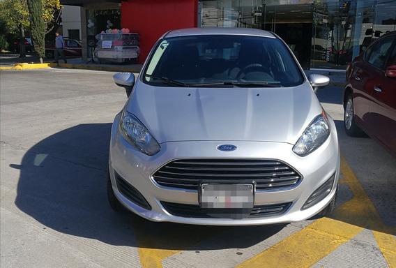Ford Fiesta 1.6 S 5vel Mt 2014