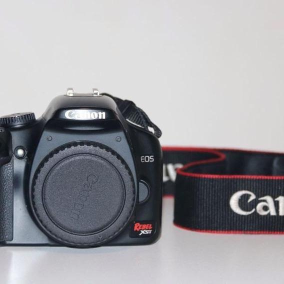Camera Canon Xsi (apenas Corpo)
