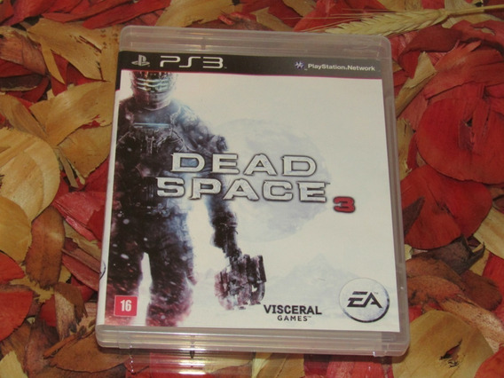Dead Space 3 - Impecável - Mídia Física Ps3