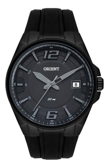 Relógio Orient Masculino Mpsp1012 G2px Preto Aço Lançamento