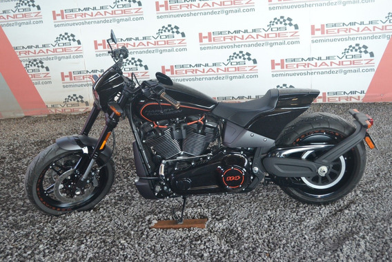 Harley Davidson Fxdr 114 2019 Color Negro