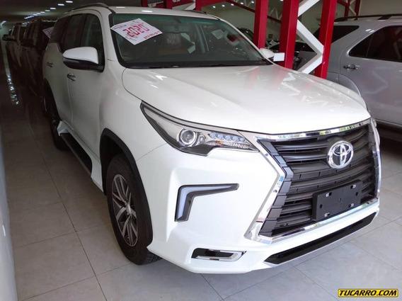 Toyota Fortuner Platinium Año 2020