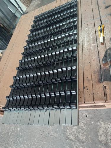 Imagem 1 de 4 de Fabricação Revestimento Em Poliuretano Transporte Peças .