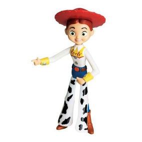 Boneco Vinil Jessie - Líder Brinquedos 2590
