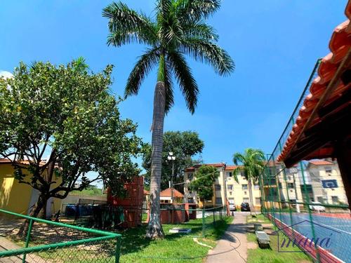 Imagem 1 de 16 de Apartamento Com 2 Dormitórios À Venda, 42 M² Por R$ 140.000,00 - Jardim Primavera - Duque De Caxias/rj - Ap0139