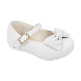 Sapato Pampili Angel Branco Fosco
