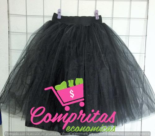 e4be4e8f Falda Tul Lolita Moda Japonesa Vintage Tutu 4 Capas Pastel - $ 570.00 en  Mercado Libre