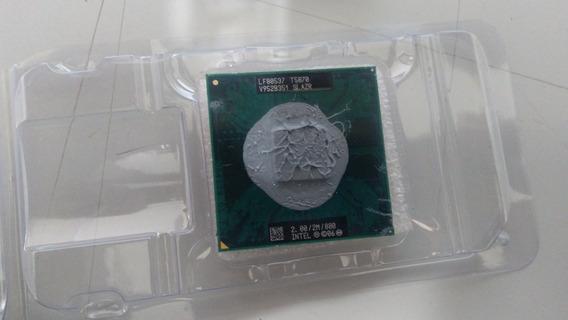 Processador Intel® Core2 Duo T5870 Cache De 2 M, 2,00 Ghz
