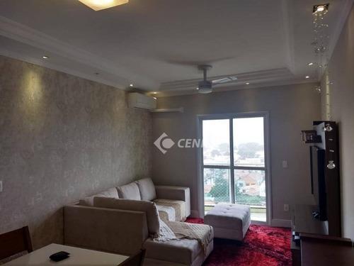 Imagem 1 de 11 de Apartamento Com 3 Dormitórios À Venda, 85 M² Por R$ 450.000 - Centro - Indaiatuba/sp - Ap0959