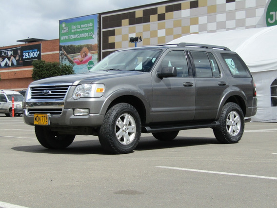 Ford Explorer Xlt At 4000cc Aa Ab Abs 4x4