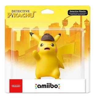 Detective Pikachu Amiibo Nuevo Nintendo Dakmor