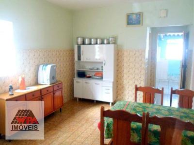 Casa Residencial À Venda, Vila Bertini, Americana - Ca0168. - Ca0168