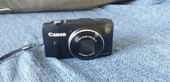 Câmera Digital Sony Sx280 Hs