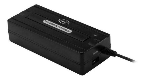 Fonte Universal Para Notebook Newlink Automatic Fn202 - Pret