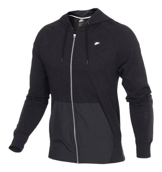 Moletom Nike Hoodie Fz Ltwt Mix Masculino Ci9584-010