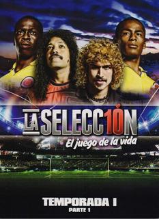 La Seleccion Colombia El Juego De La Vida Temporada 1 Dvd