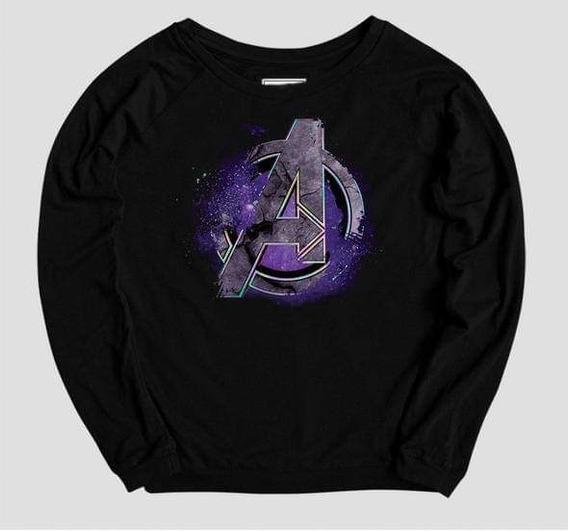 Pullover Para Mujer Avengers Endgame Original