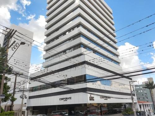 Sala Para Alugar, 88 M² Por R$ 2.000,00/mês - Estrela - Ponta Grossa/pr - Sa0060