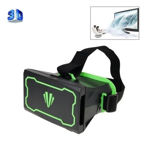 Audifono Vr Lente Video 3d Realidad Virtual Telefono C1