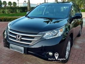 Honda Cr-v Exl 2.0 150cv 4x2 Flex Aut. 2013 Preta