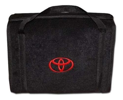 Imagem 1 de 6 de Bolsa Organizadora Porta Malas Toyota Etios