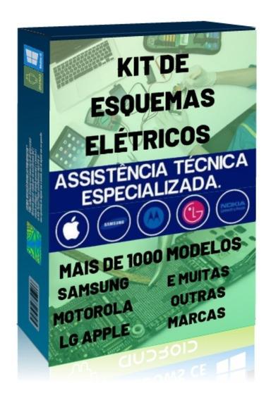 + De 400 Esquemas Elétricos De Celular Samsung, Lg Motorola