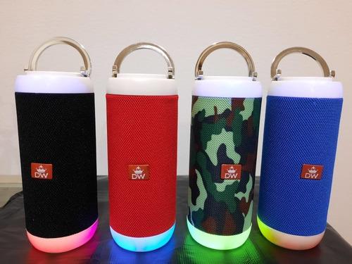 Parlante Portatil Mini Speaker Smart Bluetooth Radio Usb Sd