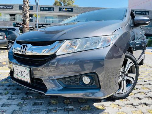 Honda City 1.5 Ex At Cvt 2016 Autos Puebla