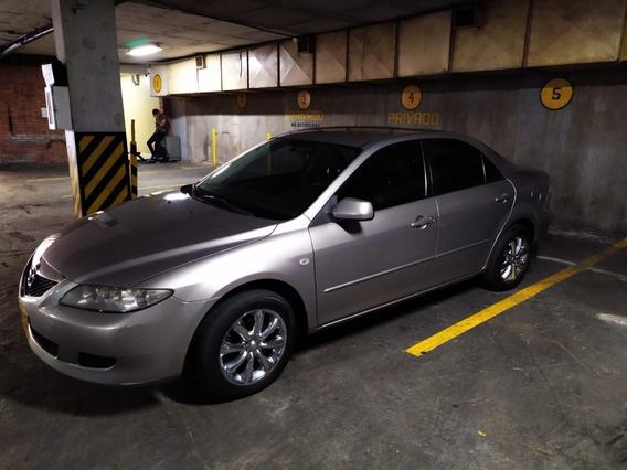 Mazda 6 Doy Parte De Pago Permuto Por Particular Impar