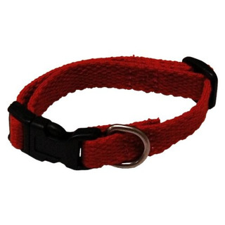 Petz Best Dog 1-inch By 5-feet Organic Cotton Leash, Mahogan