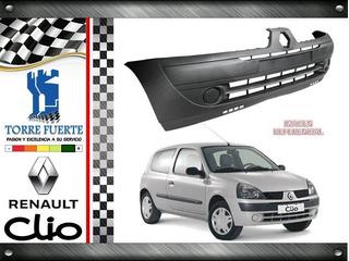 Parachoque Delantero Renault Clio/ Symbol 2004-2008   Oferta