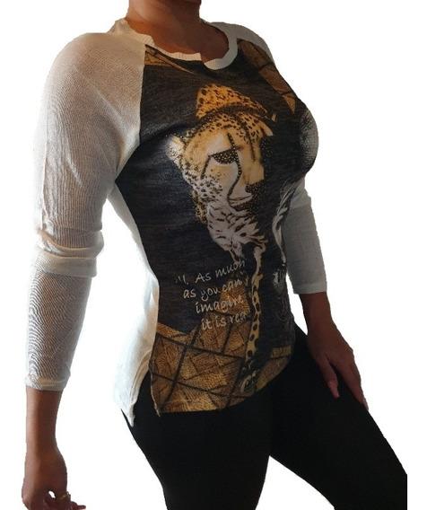 Bellos Sweaters Tejidos Para Damas, Moda 2020 Mujer