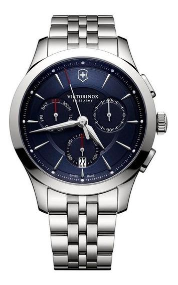 Reloj Para Caballero Victorinox Alliance Chronograph, 44 Mm