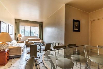 Apartamento No 8º Andar Mobiliado Com 2 Dormitórios - Id: 892934317 - 234317