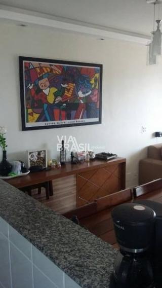 Apartamento Para Venda - Vila Gonçalves, 2 Dorm, 1 Suíte, 1 Vagas, 58,24 M - 352