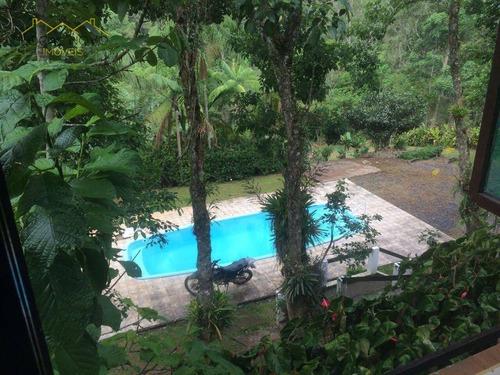 Casa Com 4 Dormitórios À Venda, 300 M² Por R$ 800.000,00 - Das Senhorinhas - Juquitiba/sp - Ca0094