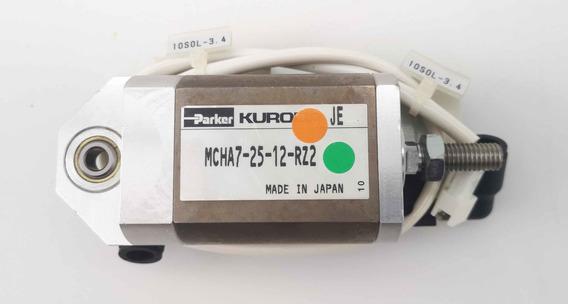 Válvula Parker Kuroda Mcha7-25-12-rz2 A12gd25-1l-z