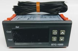 Convistato Termostato Stc-1000 1 Sensor - Frio - Calor