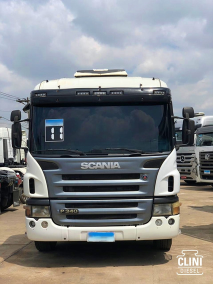 Scania P340 P 340 6x2 2011 Trucado = G380 G420 R124 Fh Vw