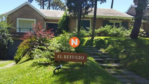 Casa En Venta Y Alquiler, Lugano, Punta Del Este, 4 Dormitorios.- Ref: 208401