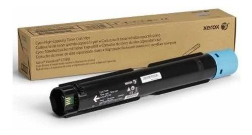 Toner Xerox 106r03748 Cyan C7020 C7025 C7030 Original 16000k