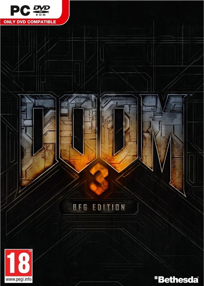 Doom 3: Bfg Edition - Pc Mídia Digital