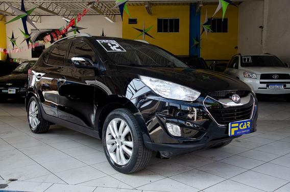 Hyundai Ix35 2012 Automatica,c/teto,ar Dig,midia,top