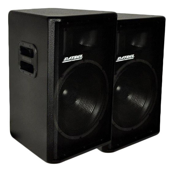 Kit Ativa Af 15 300 Bluetooth + Acústica 15 - Para Evento